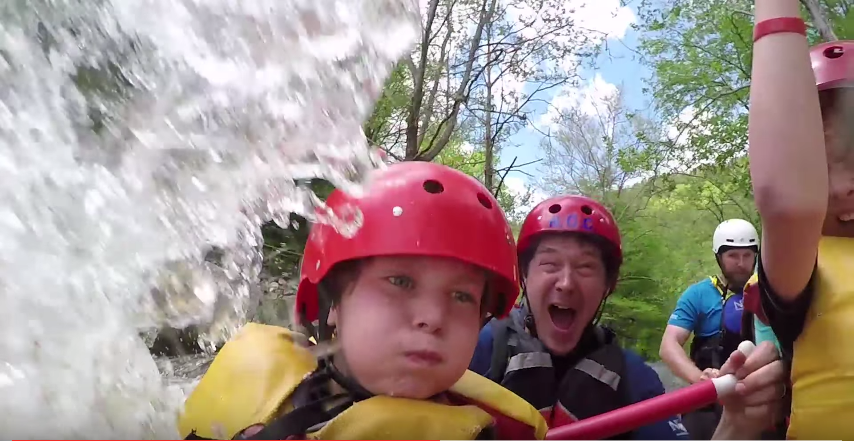 NOC Whitewater Rafting Commercial